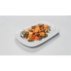 Fitness grilovaná zelenina