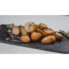 Varené zemiaky smaslom